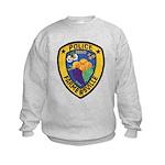 Farmersville Police Kids Sweatshirt