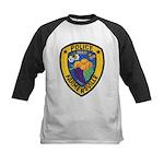 Farmersville Police Kids Baseball Jersey