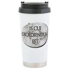 He Who Must Be Obeyed Ceramic Travel Mug