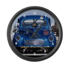 Large GasserMadness Wall Clock