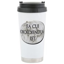 She Who Must Be Obeyed Stainless Steel Travel Mug