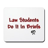 Case briefs Mousepad