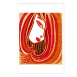 Alia Painting Postcards (Package of 8)