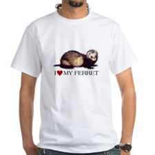 Shirt - I love my ferret