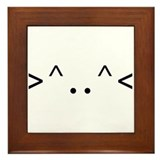 < KITTY > CODE Framed Tile