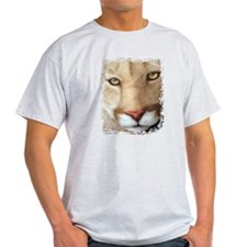 A Quiet Moment-Cougar T-Shirt