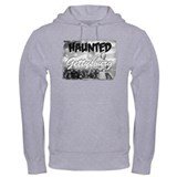 Haunted Gettysburg Gray Hoodie