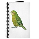 Kakapo Female Journal