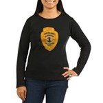 L.A. County Fire Copter Pilot Women's Long Sleeve