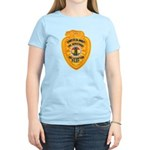 L.A. County Fire Copter Pilot Women's Light T-Shir
