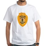 L.A. County Fire Copter Pilot White T-Shirt