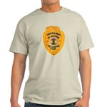 L.A. County Fire Copter Pilot Light T-Shirt