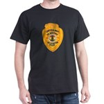 L.A. County Fire Copter Pilot Dark T-Shirt