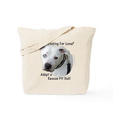 Cute Pittielove rescue Tote Bag