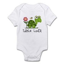 Turtle Lover Onesie