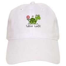 Turtle Lover Baseball Cap