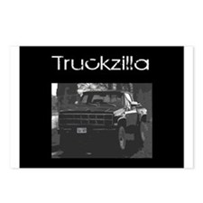 Truckzilla! Postcards (Package of 8)