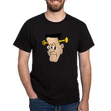 Frankenstein Head T-Shirt