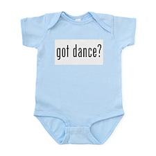 got dance? Infant Bodysuit