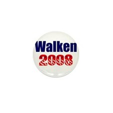 Walken '08 Mini Button (100 pack)