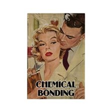 Chemical Bonding Fridge Magnet
