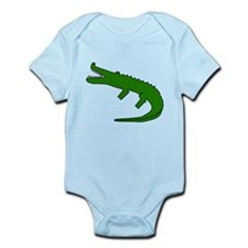 Alligator Infant Bodysuit