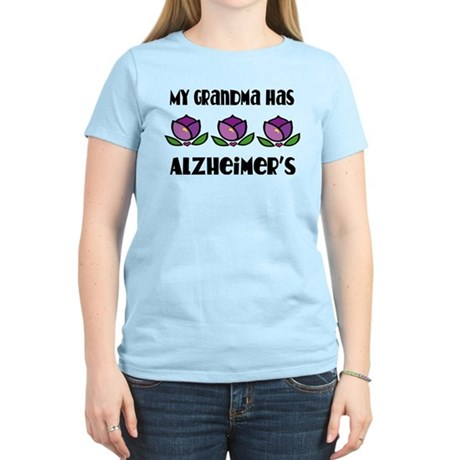 Alzheimer's Grandma Women's Light T-Shirt