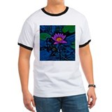 Blue Ruben's Waterlily T