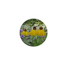 Unique Native plants Mini Button