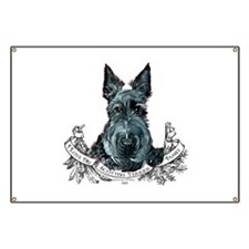 Scottish Terrier Love Banner