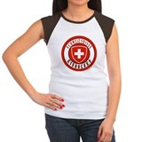 Switzerland Ice Hockey Tee