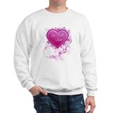 Live, Laugh Love Floral Grung Jumper