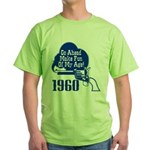 50th Birthday Green T-Shirt