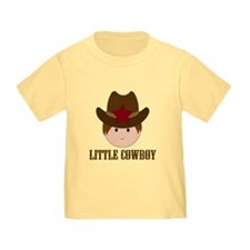Cute Little Cowboy T