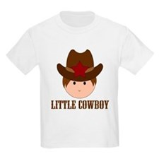Cute Little Cowboy T-Shirt