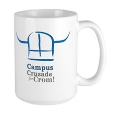 campus crusade for crom! Mug