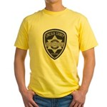 Lincoln County Deputy Sheriff Yellow T-Shirt