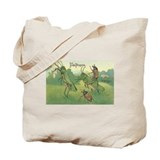 Grasshoppers & Insects German Art Tote Bag