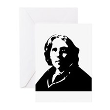Oscar Wilde Greeting Cards (Pk of 10)