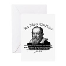 Galileo Galilei 03 Greeting Cards (Pk of 10)
