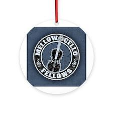 Mellow Cellos II Ornament (Round)