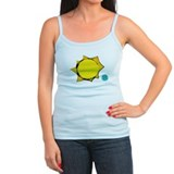 Sun-Earth Ladies Top
