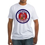 CZ Czech Rep Ice Hockey Shirt