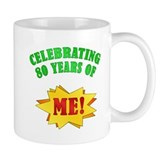 Funny Attitude 80th Birthday Mug