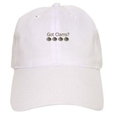 Got Clams? Baseball Cap