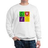Perfect World: Cats - Sweatshirt