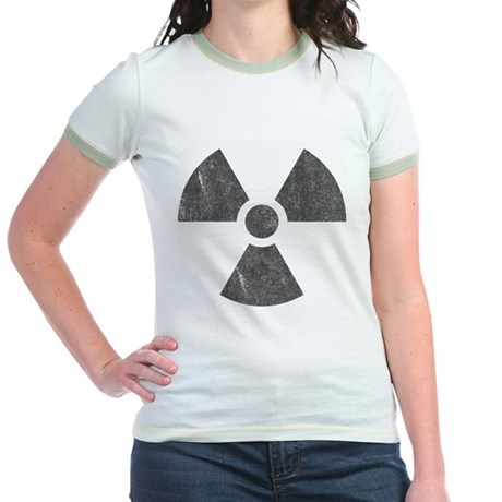 Radioactive Jr Ringer T-Shirt