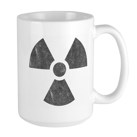 Radioactive Large Mug