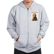 Adopt A Senior Zip Hoodie