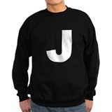 J (White) Jumper Sweater